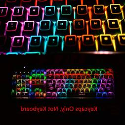 104 Keys <font><b>Corsair</b></font> ROG Backlit Keycap Top