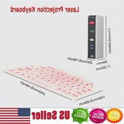 Virtual Laser Projection Keyboard Bluetooth Mechanical Porta