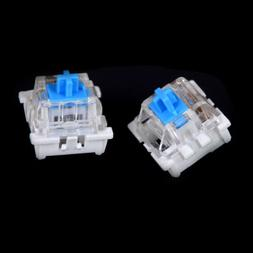 10X Mechanical Keyboard Switch Blue for Cherry MX Keyboard T