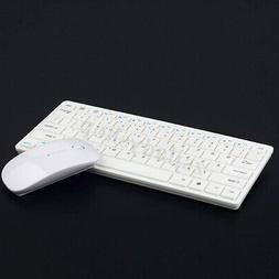 2.4GHz 1600dpi Wireless Keyboard and Mouse Bundles with Swit
