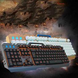 2019 New Mechanical Keyboard USB Cable Ergonomic Mechanical