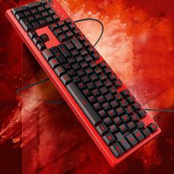 2019 US New Mechanical Keyboard USB Cable Ergonomic Mechanic