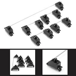 4*2x 1*6.25x PCB Mechanical Keyboard Cap Stabilizer Set For