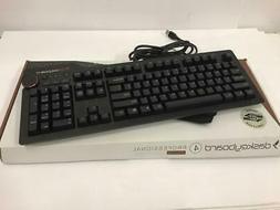 Das Keyboard 4 Professional Mechanical Keyboard Cherry MX Br