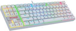 Redragon 60% Mechanical Gaming Keyboard Compact 87 Key