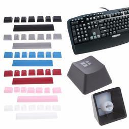 8 keys PBT Double Backlit Additions Keycaps Keycaps For <fon
