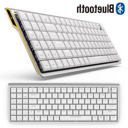 RK929 Wireless Bluetooth LED Backlit Ergonomic Laptop Gaming