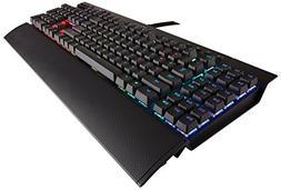 Corsair Gaming K95 RGB Mechanical Gaming Keyboard, Aircraft-