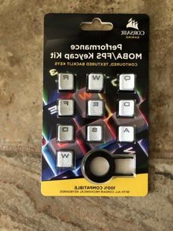 Corsair - Gaming Performance Fps/moba Key Kit - White