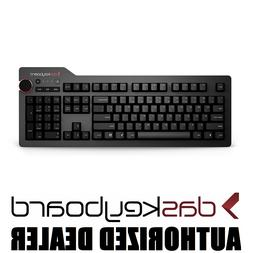 Das Keyboard 4 Professional Clicky MX Blue Mechanical Keyboa