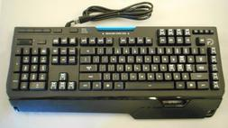 Logitech - G910 Orion Spark Mechanical Gaming Keyboard - Bla