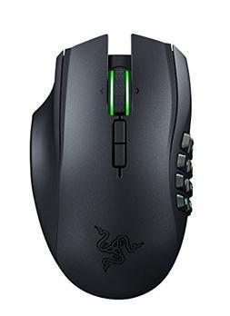 Razer - Naga Epic Chroma Wireless Mmo Gaming Mouse - Black
