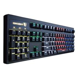 Tesoro Excalibur Mechanical Switch RGB LED Backlit Illuminat