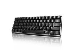 ag6x 61keys full keyboard programmable mechanical keyboard