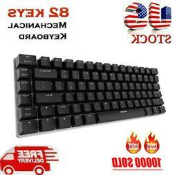 AJAZZ AK33 Keyclick Mechanical Keyboard Gaming E-sport LED C