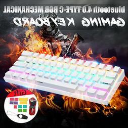 ANNE PRO 2 Gateron Brown Switch 60% RGB Mechanical Gaming Ke