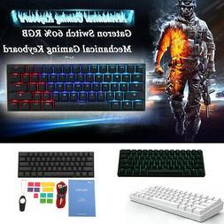 ANNE PRO 2 Gateron Switch 60% RGB Mechanical Gaming Keyboard