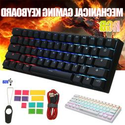 ANNE PRO 2 Gateron Switch USB RGB Mechanical Gaming Keyboard