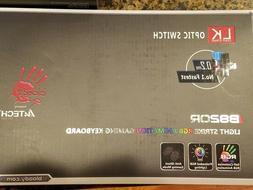 b820r optical mechanical gaming keyboard backlit rgb