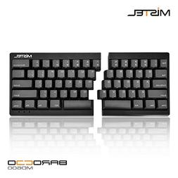 Mistel Barocco Ergonomic Split PBT Mechanical Keyboard with