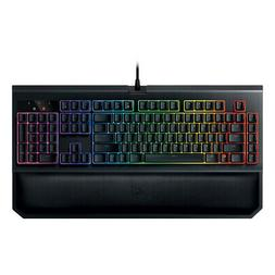Razer BlackWidow Chroma V2 Mechanical Gaming Keyboard - Yell