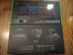 Razer BlackWidow Chroma V2 RGB Mechanical Gaming Keyboard Ra