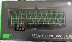 Razer Blackwidow Ultimate 2017 Edition Mechanical Switch Gam