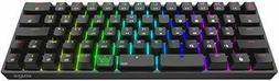 DIERYA Bluetooth 5.1 Mechanical 60% Gaming Keyboard Brown Sw