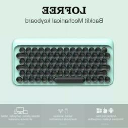 Lofree Bluetooth wireless mechanical Backlit keyboard multi-