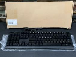Monoprice Brown Switch Full Size Mechanical Keyboard - Black