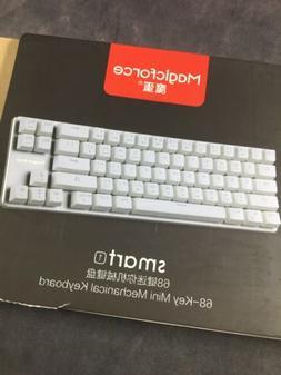 Magicforce by Qisan 68 Key Mechanical Gaming Keyboard Smart