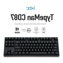 iKBC CD87 v2 Mechanical Ergonomic Keyboard with Cherry MX  S