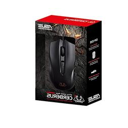 Cerberus Wired Optical Ambidextrous 4-Stage DPI Mouse