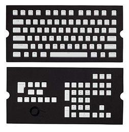 CORSAIR Gaming PBT Double-Shot Keycaps Full 104/105-Keyset -