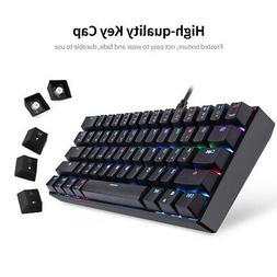 MOTOSPEED CK61 RGB Mechanical Gaming Keyboard OUTMU Red Swit