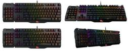 Claymore Cherry ASUS ROG MX Red AluminumAlloy Mechanical Des
