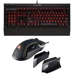 Corsair Gaming K68 Mechanical Keyboard, Backlit LED, Cherry