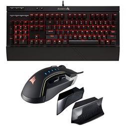 Corsair Gaming K68 Mechanical Keyboard, Backlit LED, Cherry