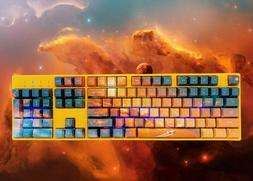 Custom Mechanical Keyboard -  - Blue Switches