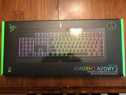 Razer Cynosa Chroma RGB Spill-Resitant Gaming Keyboard with