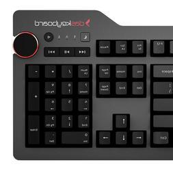 Das Keyboard DASK4MKPROSIL 4 PRO Soft Tactile Cherry MX Brow
