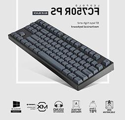 Leopold FC750R PS  87 Keys High-end Mechanical Keyboard Cher