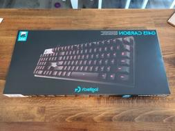 Logitech G413 carbon Backlit Mechanical Romer-G TActile Gami