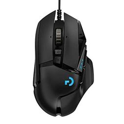 Logitech G502 Gaming Mouse HERO High Per