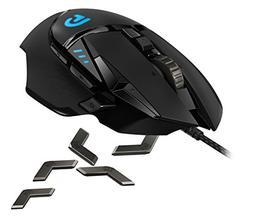 Logitech G502 Proteus Spectrum - RGB Tunable Gaming Mouse -