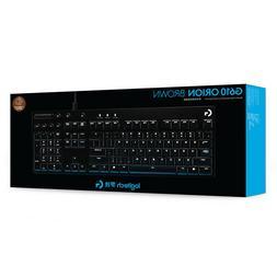 Logitech G610 Orion Brown Backlit Mechanical Gaming Keyboard