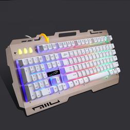 G700 USB Wired <font><b>Mechanical</b></font> feeling <font>
