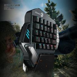GameSir Z1 Gaming Keyboard Mechanical Keypad RGB Backlight f