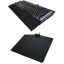 Corsair Gaming K95 RGB PLATINUM Mechanical Keyboard, Cherry