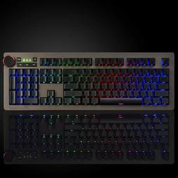Gaming Keyboard, Ajazz Halo AK60 RGB, Mechanical Keyboard